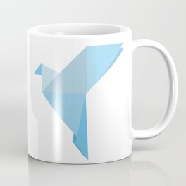 Taking Flight Origami Coffee Mug
