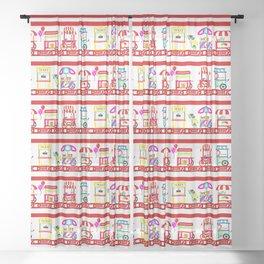 Carnival Sheer Curtain