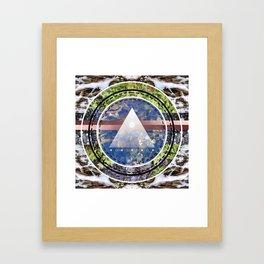 North West Framed Art Print