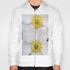 twin flower Hoody