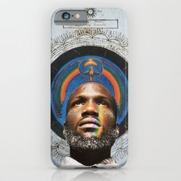Holiness iPhone Case