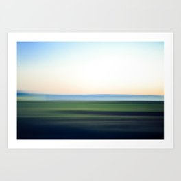 pasture Art Print