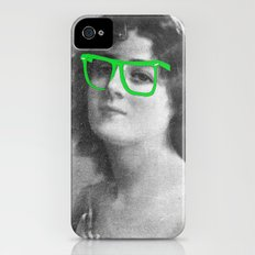 Josephine is a Hipster Slim Case iPhone (4, 4s)