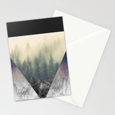 Inverted Forest Stationery Cards