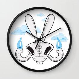 Rabbite Wall Clock