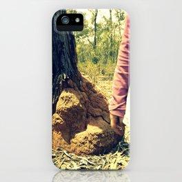 bushwalk iPhone Case