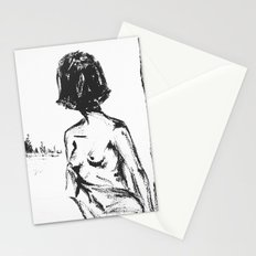 Woman No.2 Stationery Cards