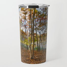 Autumn Woods Travel Mug