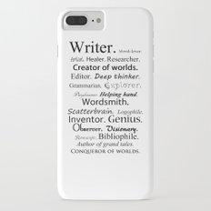 Writer iPhone 7 Plus Slim Case
