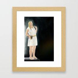 Heimdalls Wacht Framed Art Print