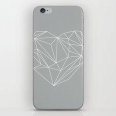 Heart Graphic 6 iPhone & iPod Skin