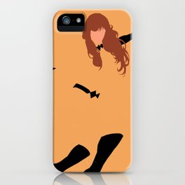 Crystallia Amaquelin iPhone Case