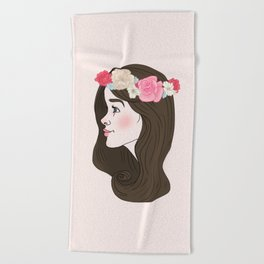 Profile Beach Towel