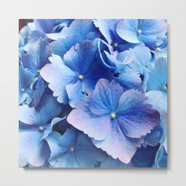 blue wash Metal Print