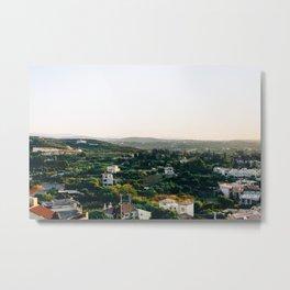 Cretan landscape Metal Print