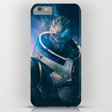 Garrus Vakarian - The Archangel Slim Case iPhone 6 Plus