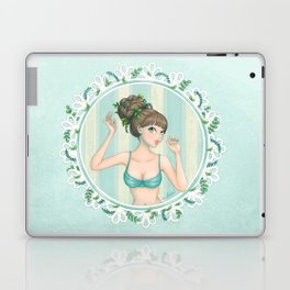 The Spring Collection: Merryweather Laptop & iPad Skin