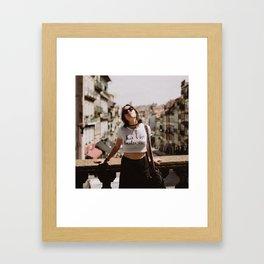 Boheme Framed Art Print