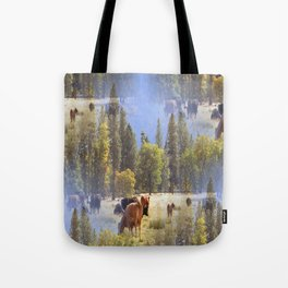 Another place in another time... Tote Bag