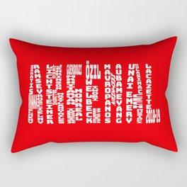 Arsenal 2018 - 2019 Rectangular Pillow