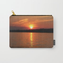 Sunset Over Lake Waccamaw 2 Carry-All Pouch