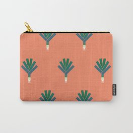 Vegetable: Leek Carry-All Pouch