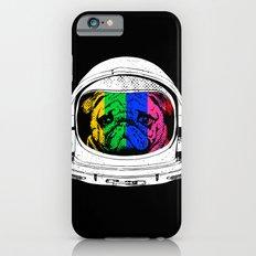 Astronaut Pug Slim Case iPhone 6