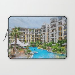 Bulgaria city 1 #bulgaria #sunnybeach Laptop Sleeve