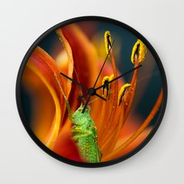 Do you see me? Wall Clock