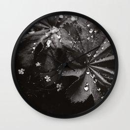 Secret Garden ~ No.10 Wall Clock