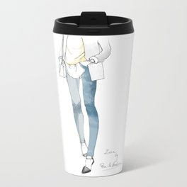 ZAra Metal Travel Mug