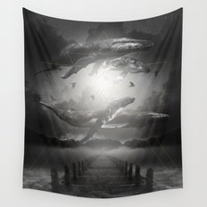 The Space Between Dreams & Reality II Wall Tapestry