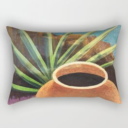 Agave Moods 1 Rectangular Pillow