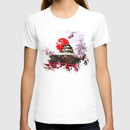 Japan Hirosaki Castle T-shirt