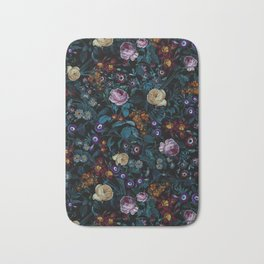 Night Garden XXXIII Bath Mat