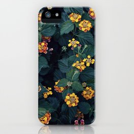 Beautiful flowers over my neighborhood iPhone Case