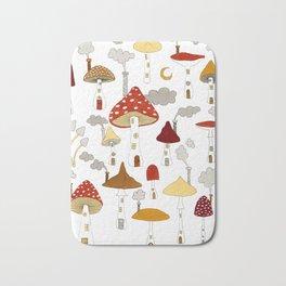 mushroom homes Bath Mat