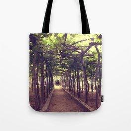 Lemon Grove in Ravello, Italy Tote Bag