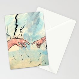 The Creation of Art Stationery Cards