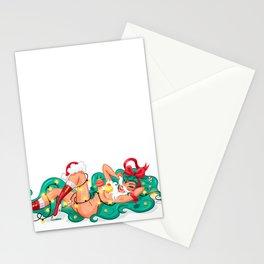 Christmas Spirit Stationery Cards
