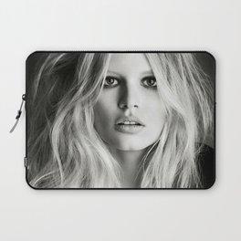 Brigitte Bardot Poster Laptop Sleeve