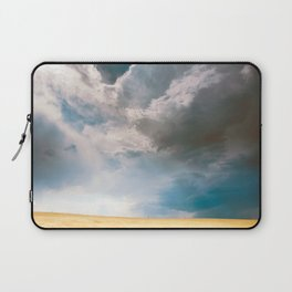A Light in the Storm Laptop Sleeve