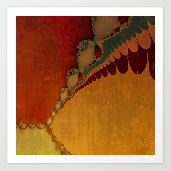 Southwestern Sunset 2 Kunstdrucke