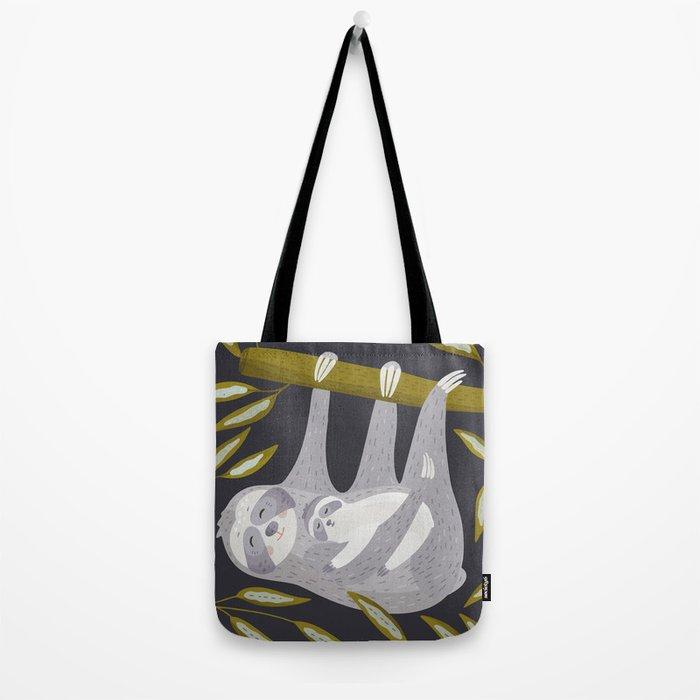 Love you – Sloth Tote Bag