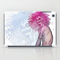 medusa iPad Cases featuring MEDUSA by BABA-G | arts and crafts