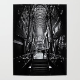 Allen Lambert Galleria Toronto Canada No 1 Poster