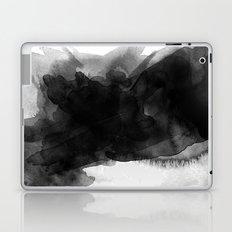 Minimalist watercolor ink Laptop & iPad Skin