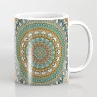 the 100 Mugs featuring Mandala 100 by Patterns of Life