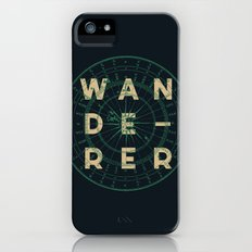 WANDERER iPhone (5, 5s) Slim Case