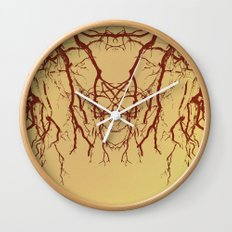 branches#07 Wall Clock
